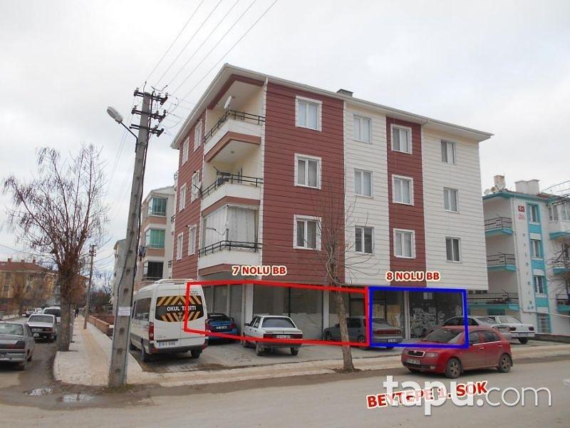 Çorum Merkez Gülabibey Mahallesi'nde 52 m2 Dükkan
