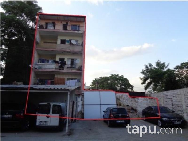 İzmir Konak Oğuzlar Mahallesinde Hisseli 4 Katlı Apartman ve Arsası