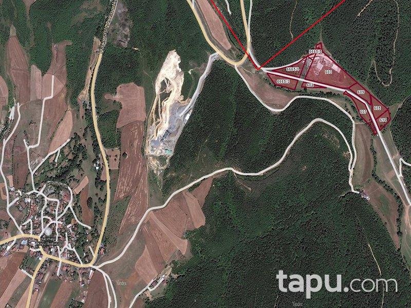Kanal İstanbul Projesi Yanında 57 Dönüm Arazi Üzerine 10 Dönüm Kapalı Alanlı Çiftlik