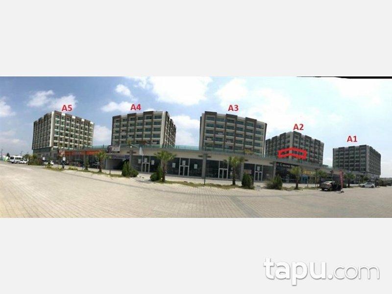 Adana Seyhan Onur Mahallesi Kiza İş Merkezinde 107 m2 Ofis