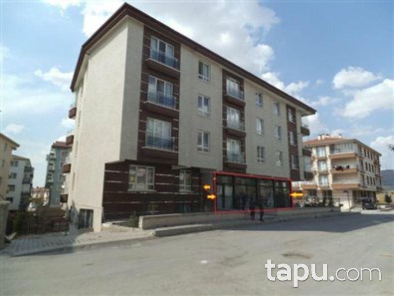 Ankara Keçiören Atapark Mahallesinde 55m2 Vitrinli Dükkan