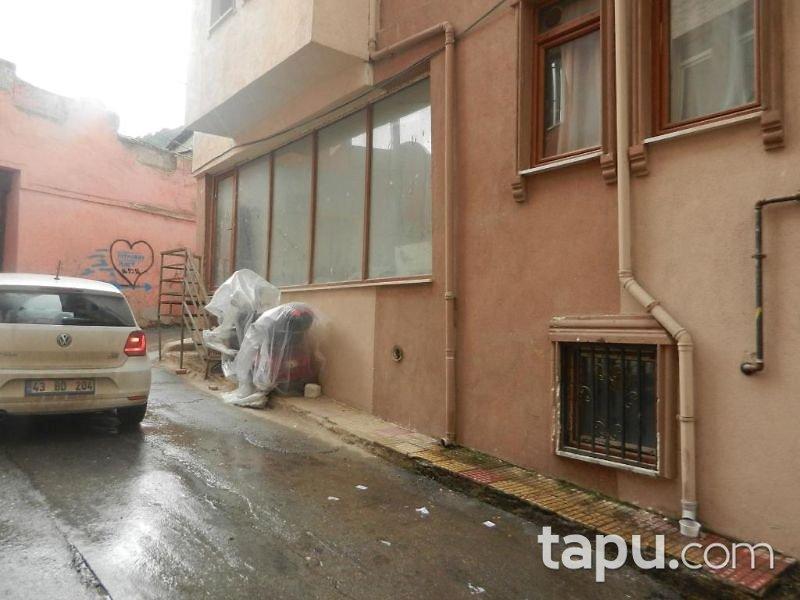 Kütahya Merkez Gazi Kemal Mahallesinde 146 m2 Dükkan