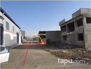 Ankara Altındağ Siteköy Sanayi Sitesinde 505m2 Arazi