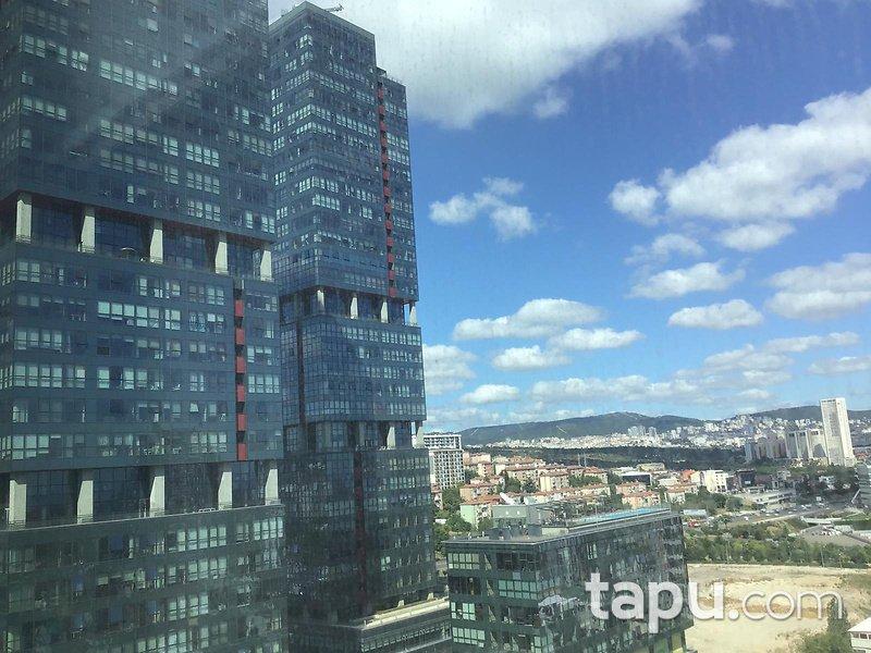 İstanbul Maltepe Ritim Projesinde Adalar Manzaralı 1+1 Daire