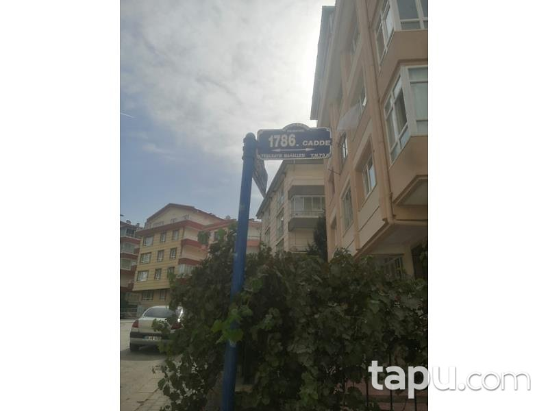 Ankara Mamak Yeşilbayır Mahallesinde 2+1 Daire