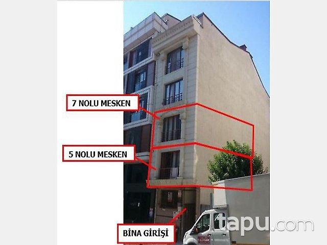 Şişli Halide Edip Adıvar Mahallesi'nde 50 m2 Daire