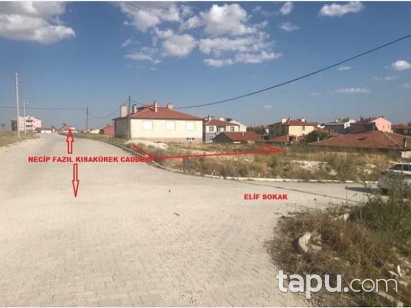 Konya Cihanbeyli Köprübaşı'nda Konut İmarlı 518 m2 Arsa