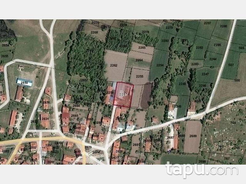 Afyonkarahisar Sandıklı'da 1.584 m2 Tarla