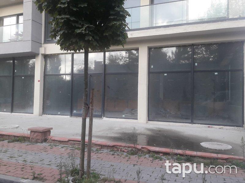 Kağıthane Merkez'de Atiye Rezidans'ta Cadde Üzeri İskanlı Dükkanlar