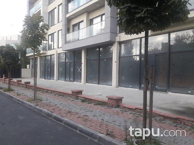 Kağıthane Merkez'de Atiye Rezidans'ta İskanlı Dükkanlar