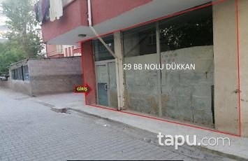 Yozgat Yerköy Haşim Kılıç Mahallesinde 99 m2 Dükkan