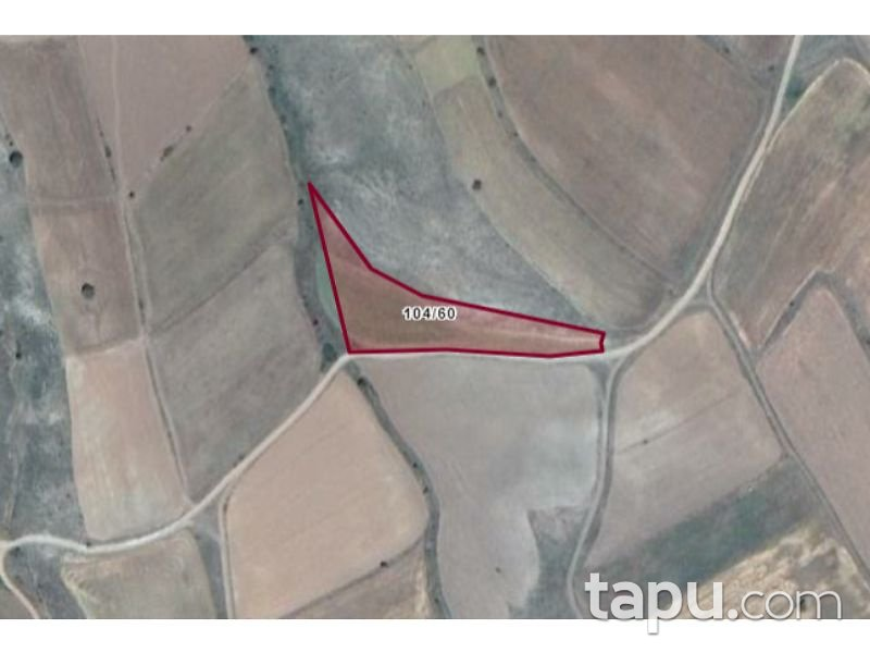 Gümüşhane Köse Akbaba Köyü'nde 6791 m2 Tarla