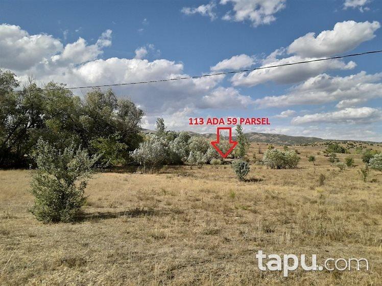 Gümüşhane Köse Akbaba Köyü'nde 2935 m2 Tarla