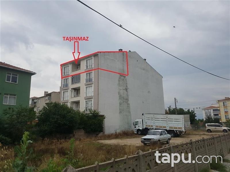 Tekirdağ Muratlı Fatih Mahallesi'nde 4+1 Teraslı Dubleks Daire