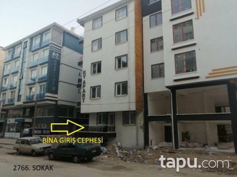 Afyonkarahisar Merkez Erenler Mahallesi'nde 1+1 55 m2 İskanlı Daire