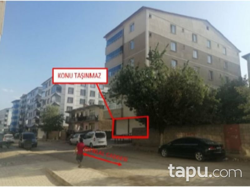 Bitlis Tatvan Sosyal Mahallesi'nde 302 m2 Depo