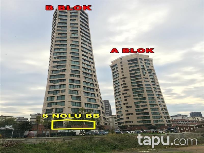 İstanbul Maltepe Newada Sitesi'nde İskanlı 2+1 Teraslı Daire