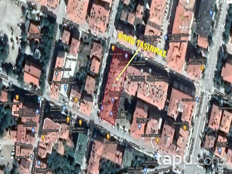 Çorum Osmancık Yeni Mahallesi'nde İskanlı 38 m2 Depo