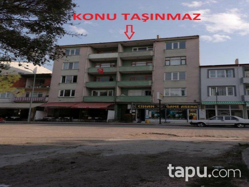 Bilecik Osmaneli İnönü Mahallesi'nde 5 Katlı Bina ve Arsası