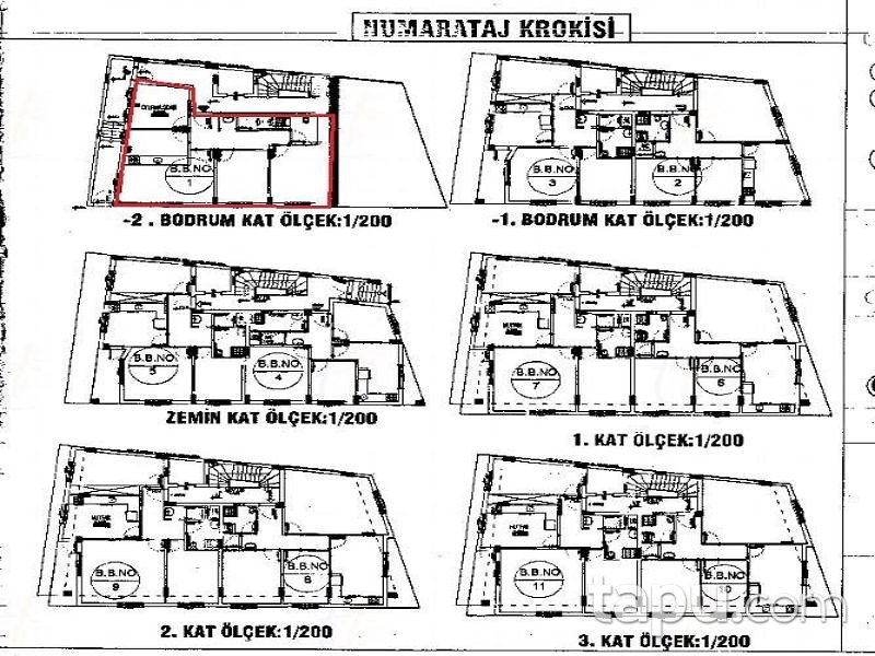 Manisa Turgutlu Selvilitepe Mahallesi'nde İskanlı 3+1 Daire