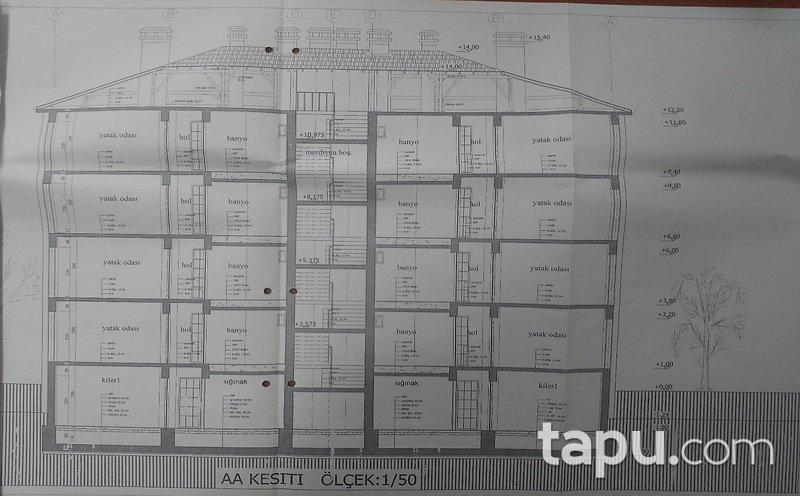 Sakarya Adapazarı 15 Temmuz Camii Mahallesi'nde 3+1 120 m2 Daire
