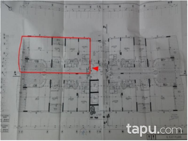 Hatay Arsuz Karaağaç Mahallesi'nde 197 m2 Natamam Dubleks Daire