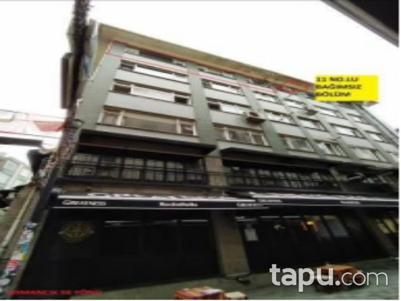 İstanbul Kadıköy Osmanağa Mahallesi'nde İskanlı 90 m2 Daire