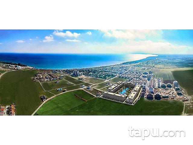Kıbrıs Gazimağusa Kalecik İskele Mevkiinde 105 m2 Daire