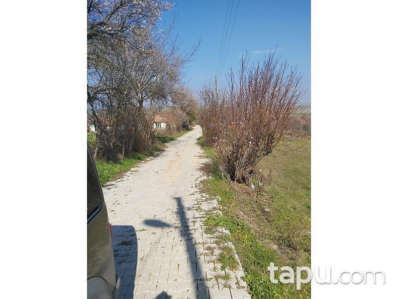 Edirne Uzunköprü Türkobası Mahallesi'nde 1220 m2 Arsa