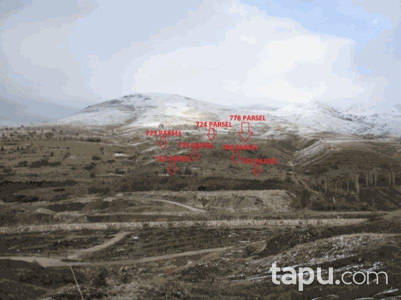 Burdur Tefenni Yeşilköy Mahallesi'nde 3700 m2 Tarla (1207)