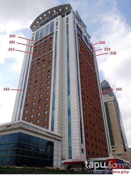 İstanbul Atasehir Flora Rezidans'ta 1+1 Daire