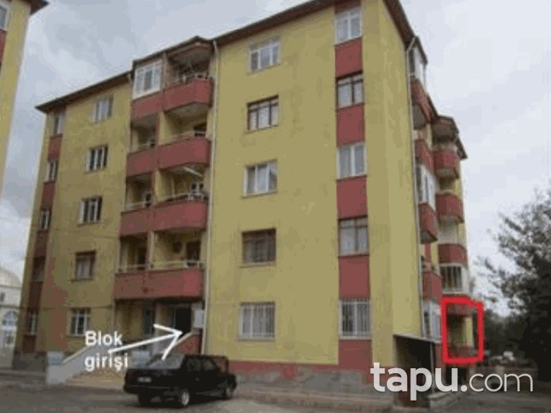 Ankara Elmadağ Hasanoğlan Bahçelievler Mahallesi'nde 3+1 105 m2 Daire