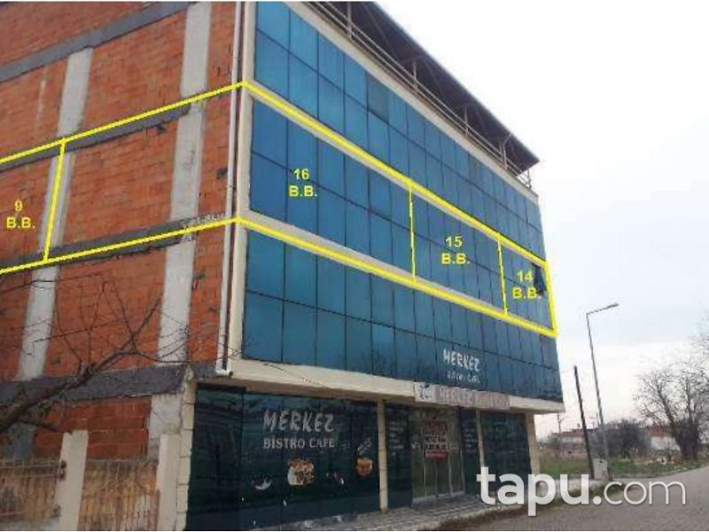 Manisa Turgutlu 2. Mıntıka Mahallesi'nde 1+1 40 m2 Daire