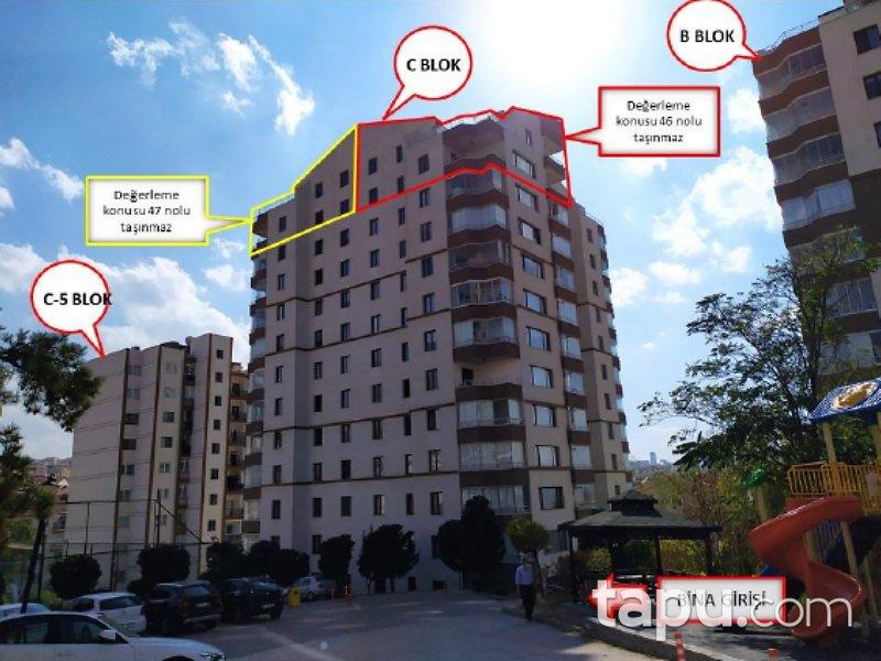 Ankara Mamak Yamaç Evleri Sitesi'nde 6+1 Dubleks Daire