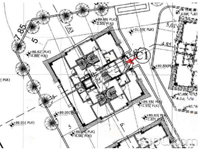 Kocaeli İzmit Jasmin Country Sitesi'nde 121 m2 Dubleks Daire