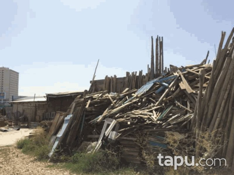Karaman Merkez Hamidiye Mahallesi'nde 500 m2 İmarlı Arsa