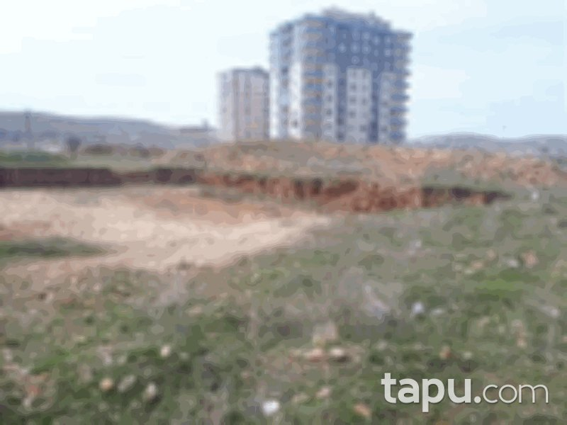 Mardin Artuklu Nur Mahallesi'nde 1222 m2 İmarlı Arsa