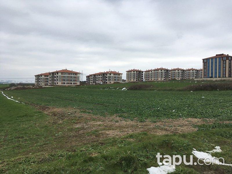 Silivri'de Yeni Yapılaşma Bölgesinde Konut Projesine Uygun Arsa