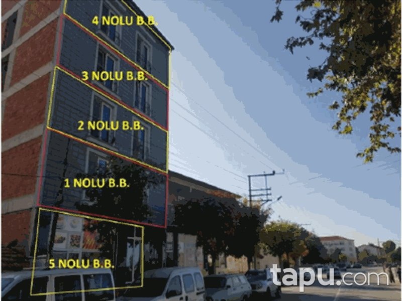 Afyonkarahisar İhsaniye Şahinler Mahallesi'nde 2+1 89 m2 İskanlı Daire