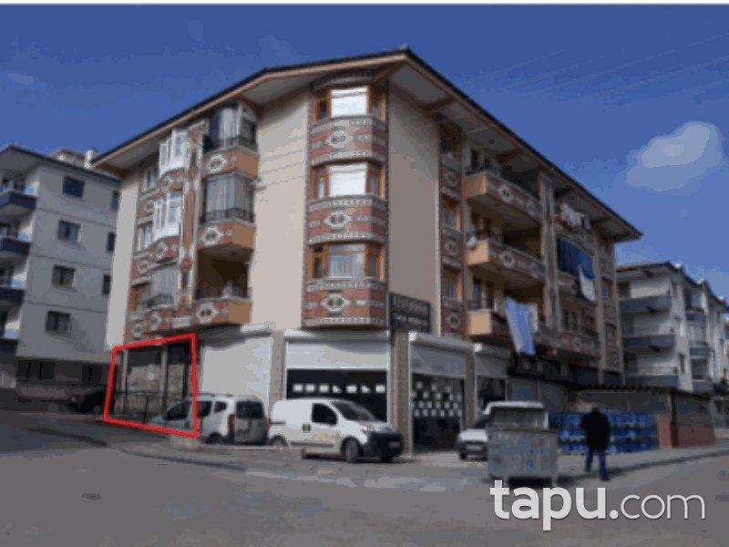 Ankara Sincan Pınarbaşı Mahallesi'nde 73 m2 İskanlı Dükkan