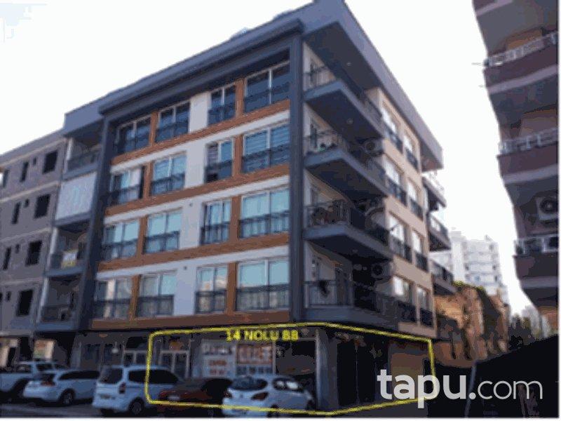 Mersin Yenişehir Eğriçam Mahallesi'nde 204 m2 Depolu Dükkan