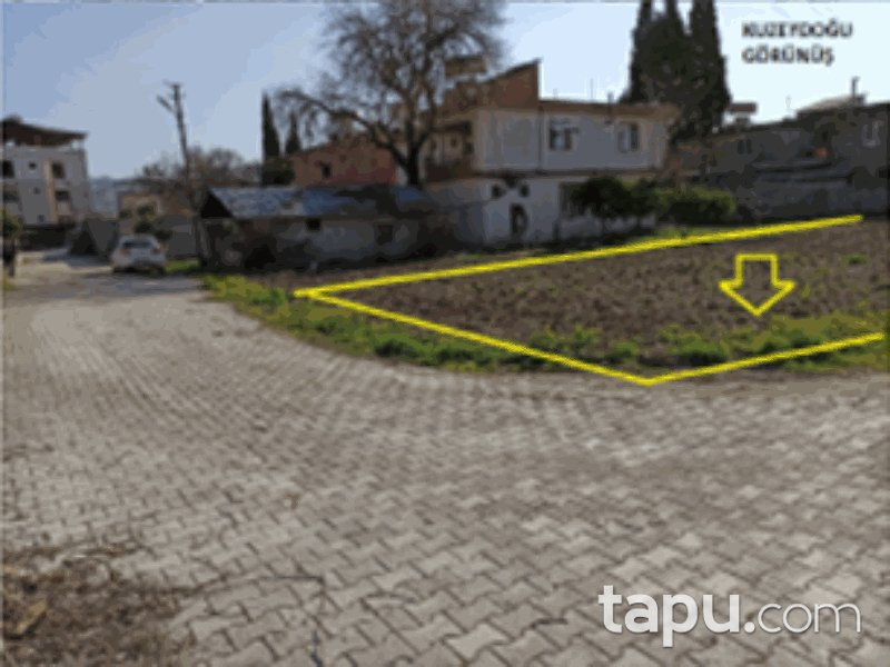Hatay Antakya Maşukiye Mahallesi'nde 514 m2 Konut İmarlı Arsa