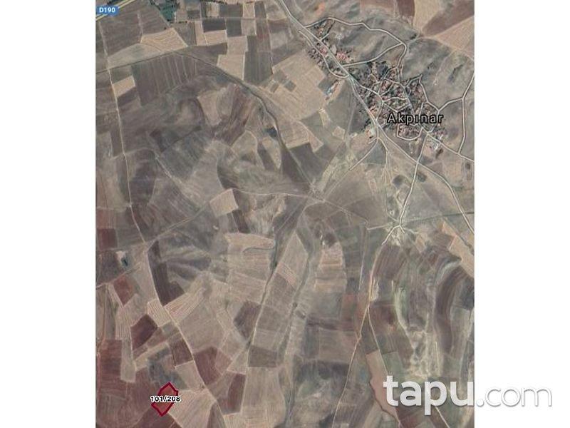 Çorum Sungurlu Akpınar Mahallesi'nde 10048 m2 Tarla