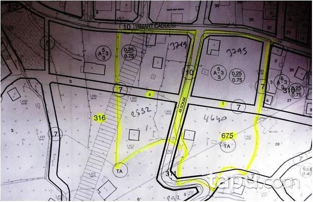 Artvin Hopa Sundurada 512 m2 Hisseli Konut İmarlı Arsa