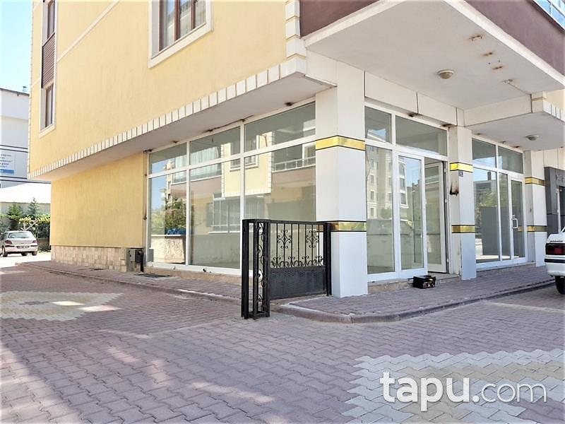 Konya Karatay Hacıveyiszade Mahallesi'nde 182 m2 2 Katlı Fırın ve Deposu