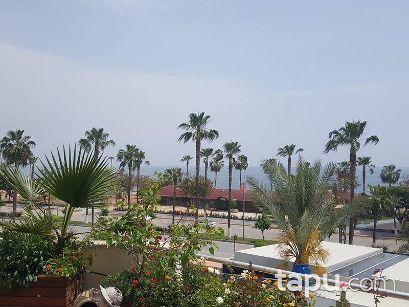 Mersin Altunören Yavuz Tower Deniz Manzaralı Bahçe Teraslı Daire