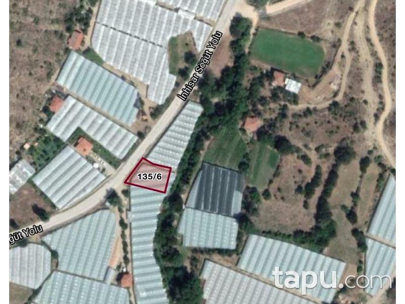 Bilecik Söğüt Çaltı/Şen Mahallesi'nde 546 m2 Bahçe