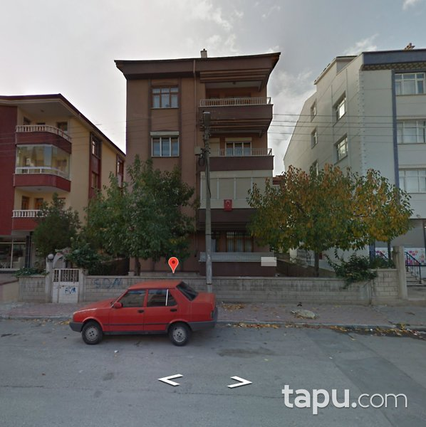 Konya Selçuklu Sakarya Mahallesi'nde 5+1 Dubleks Daire