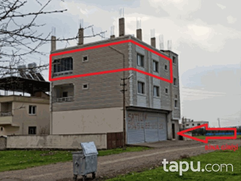 Hatay Merkez Girne Mahallesi'nde 2+1 150 m2 Daire