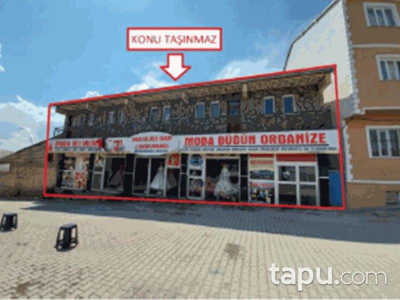 Ağrı Tutak Camii Mahallesi'nde 5 Adet 645 m2 Dükkan